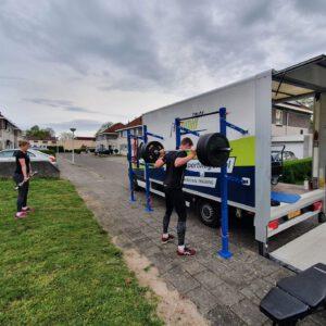 De sportwagen Friesland